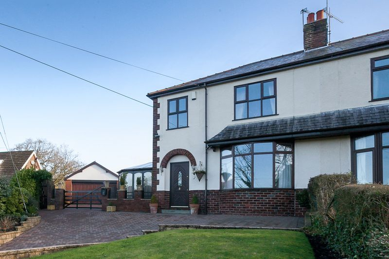 3 Bedrooms Semi Detached House for sale in Yewlands Avenue, Charnock Richard, PR7 5LN