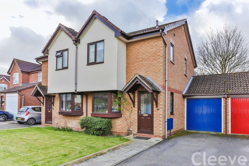 2 Bedrooms Semi Detached House for sale in Chiltern Avenue, Cheltenham
