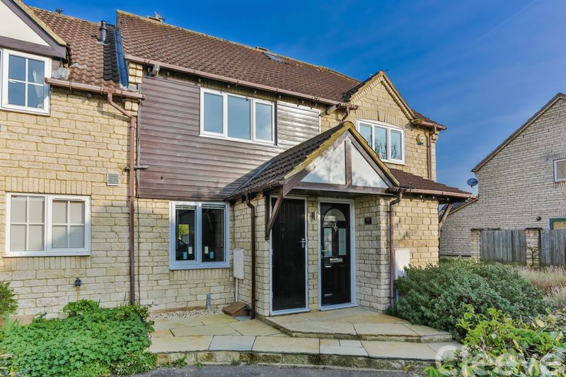 2 Bedrooms Terraced House for sale in Harvesters View, Cheltenham