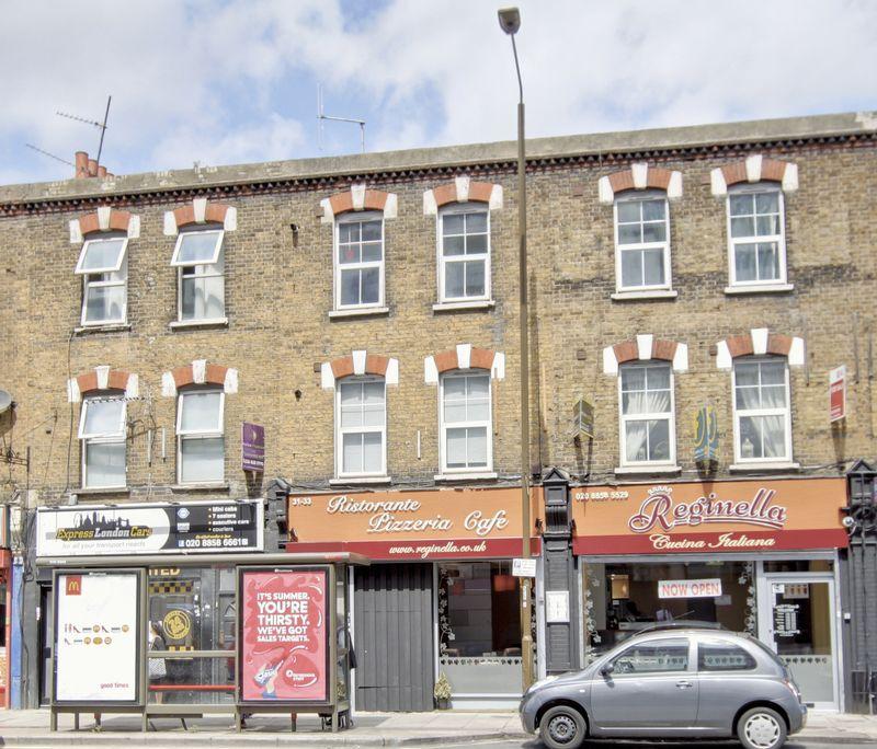 Woolwich Road, Greenwich, SE10