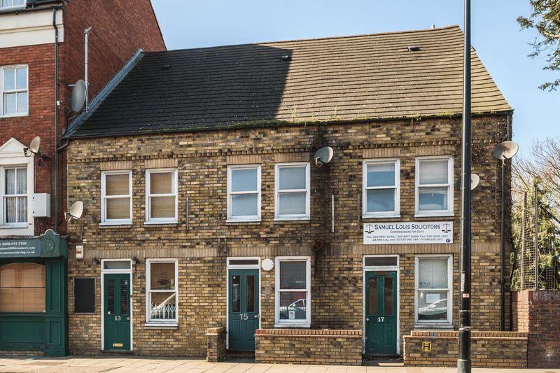 2 Bedrooms Flat for sale in Deptford Church Street, Deptford, SE8