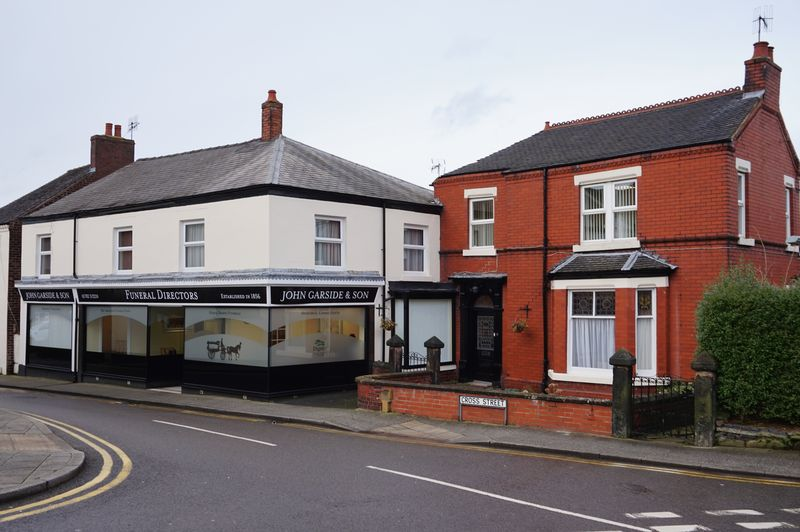Property for sale in Cross Street, Biddulph
