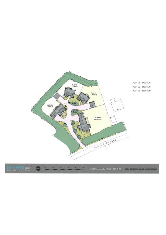 5 Bedrooms Land Commercial for sale in Black Firs Lane, Congleton