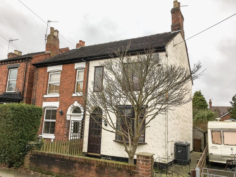 2 Bedrooms Semi Detached House for sale in Shady Grove, Alsager
