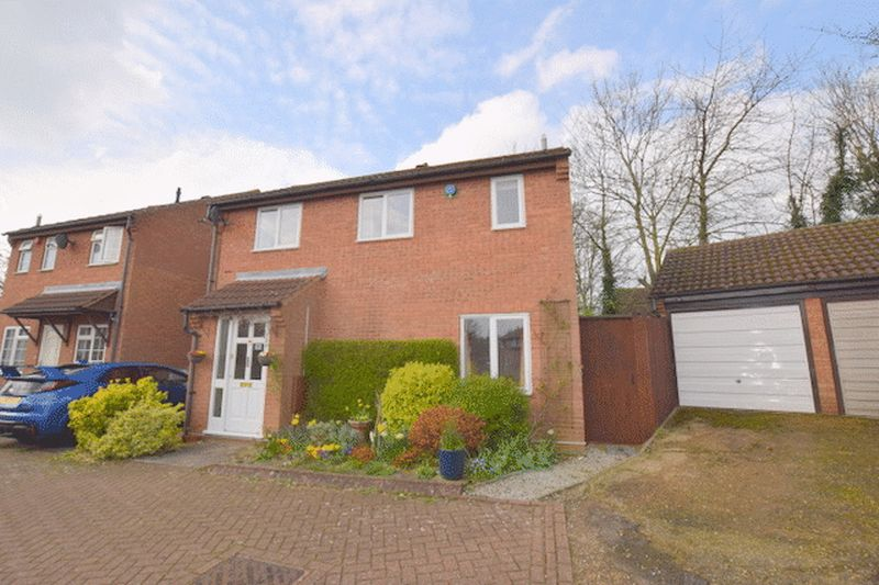 3 Bedrooms Detached House for sale in Travell Court, Milton Keynes
