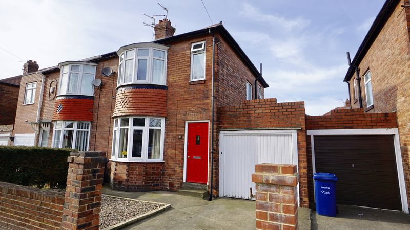 2 Bedrooms Semi Detached House for sale in FOSSWAY, Walkergate
