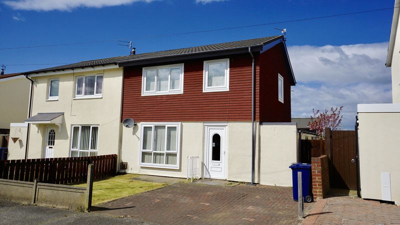 3 Bedrooms Semi Detached House for sale in PARKSIDE AVENUE, Benton