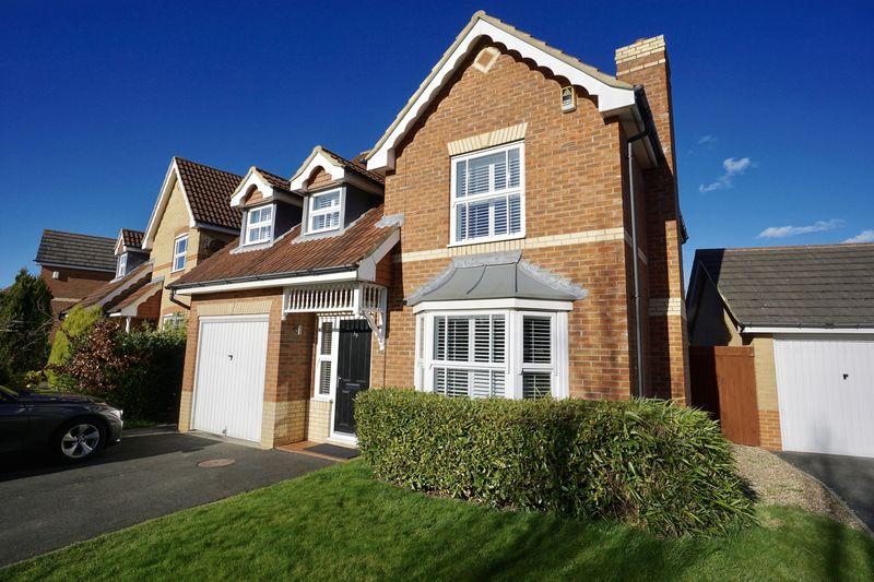 4 Bedrooms Detached House for sale in GREENLEE DRIVE Haydon Grange