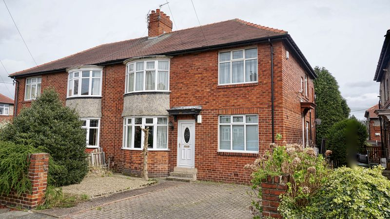 2 Bedrooms Flat for sale in GUELDER ROAD, High Heaton