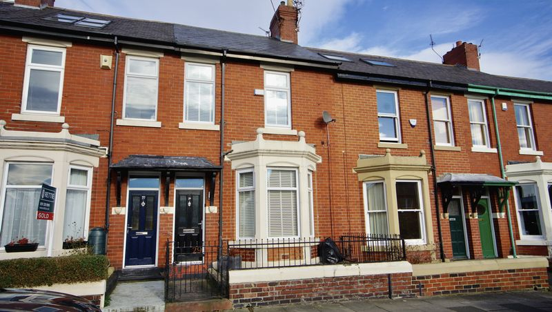 2 Bedrooms Terraced House for sale in SACKVILLE ROAD HEATON
