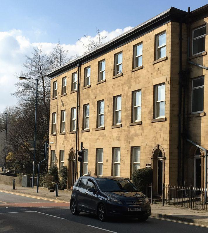 Flat for sale in Mottram Road, Stalybridge