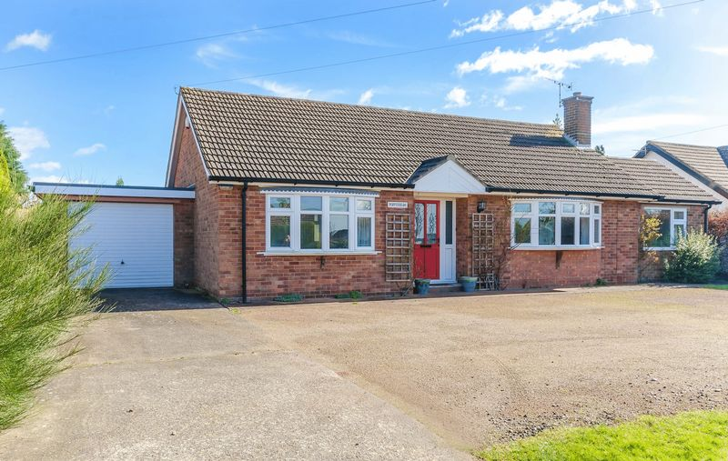 2 Bedrooms Detached Bungalow for sale in Mill Lane, Horncastle