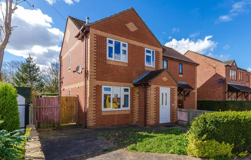 3 Bedrooms Semi Detached House for sale in Prospect Street, Horncastle