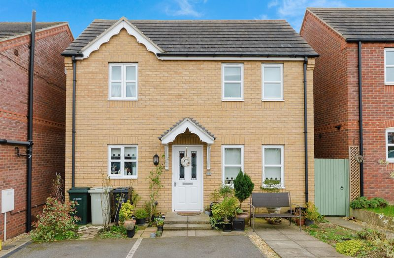 2 Bedrooms Detached House for sale in Baggaley Drive, Horncastle