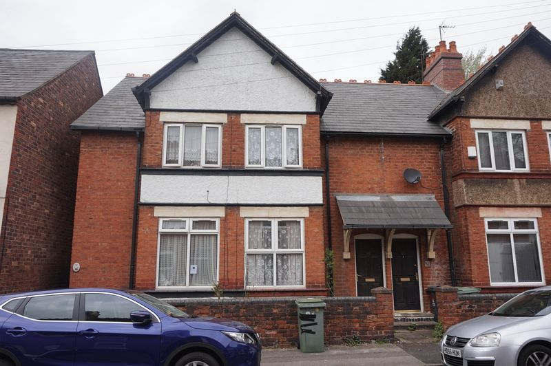 2 Bedrooms Terraced House for sale in King Street, Palfrey. WS1 4AF