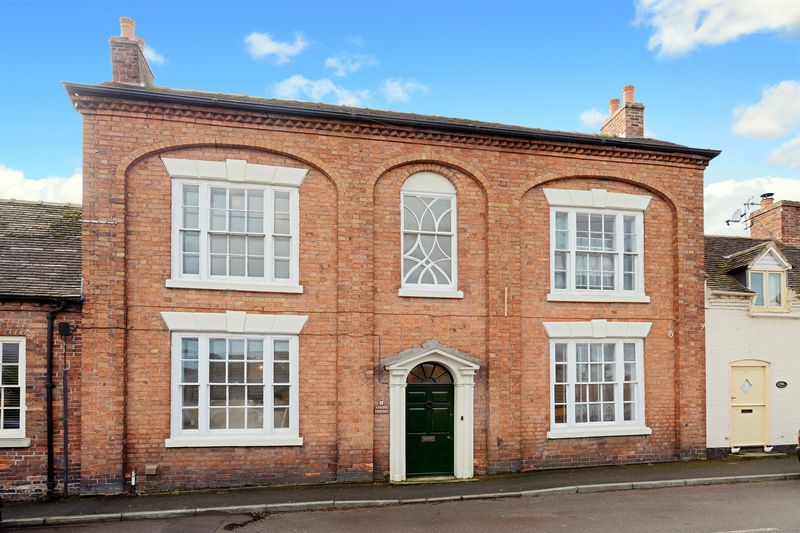 5 Bedrooms House for sale in High Street, Broseley, Shropshire
