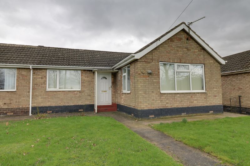 1 Bedroom Semi Detached Bungalow for sale in Harrow Gardens, Scunthorpe