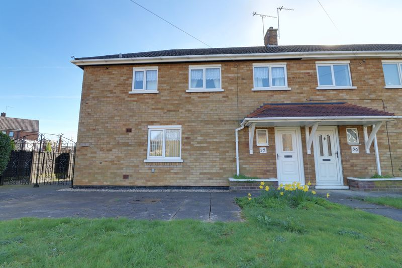 3 Bedrooms Semi Detached House for sale in Salmonby Road, Scunthorpe