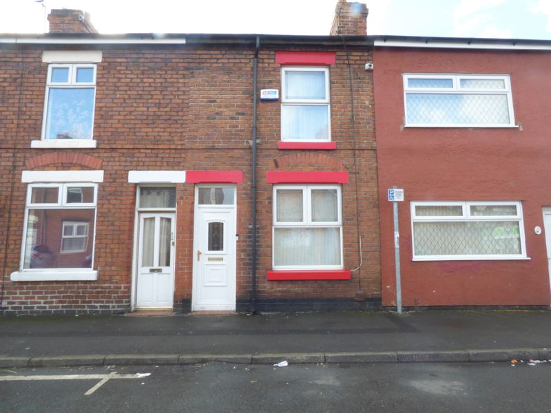 2 Bedrooms Terraced House for sale in Forshaw Street, Warrington