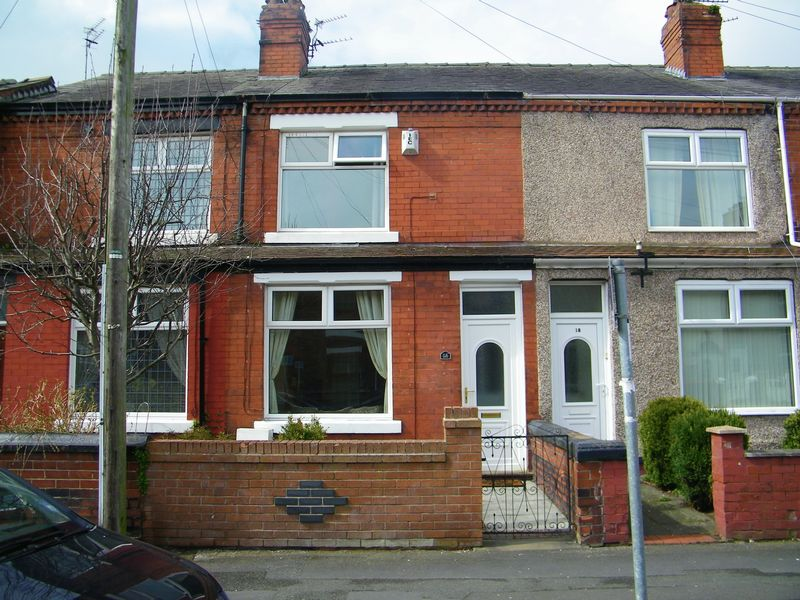 3 Bedrooms Terraced House for sale in Wellfield Street, Warrington
