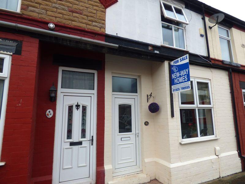 2 Bedrooms Terraced House for sale in Grafton Street, Warrington