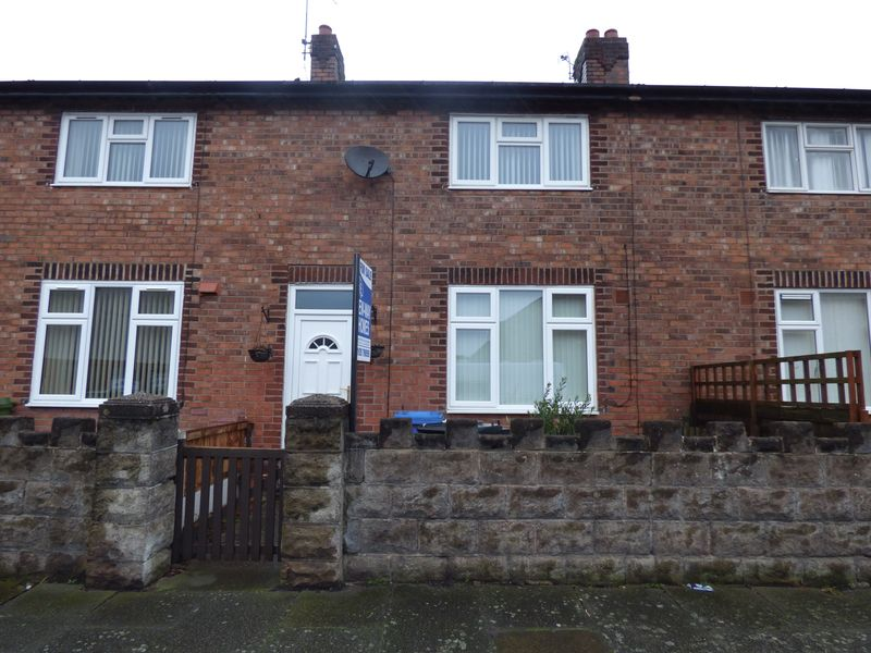 2 Bedrooms Terraced House for sale in Evelyn Street, Warrington