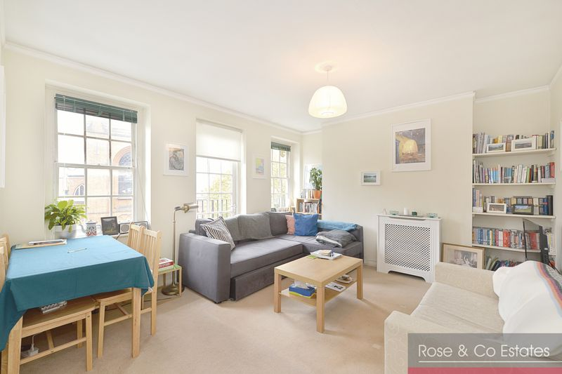 1 Bedroom Flat for sale in Dennington Park Road, West Hampstead NW6
