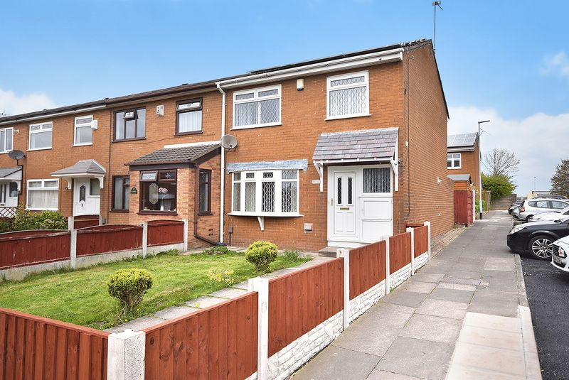 3 Bedrooms Terraced House for sale in Bechers, Widnes