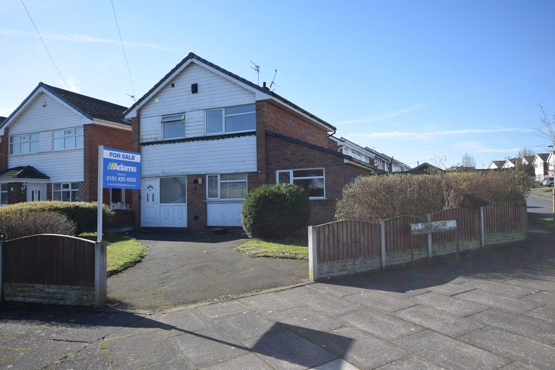 3 Bedrooms Detached House for sale in Tern Close, Widnes