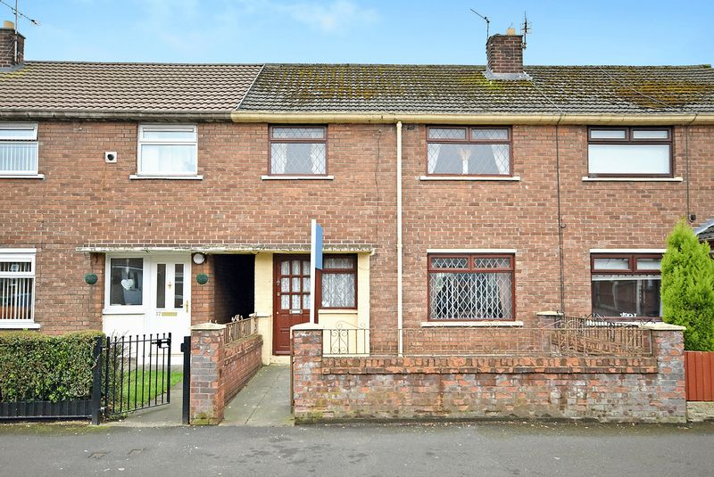 3 Bedrooms Terraced House for sale in Heralds Close, Widnes