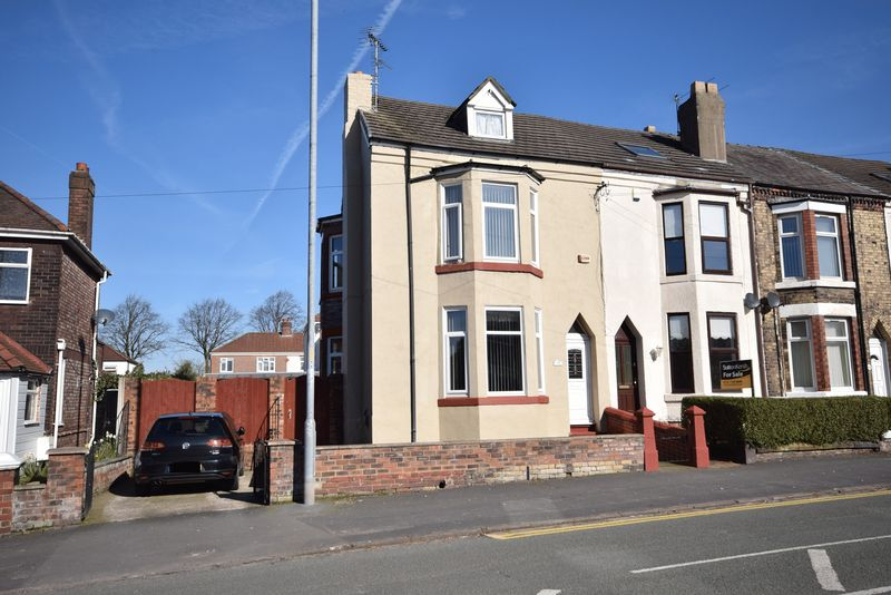 3 Bedrooms Terraced House for sale in Highfield Road, Widnes