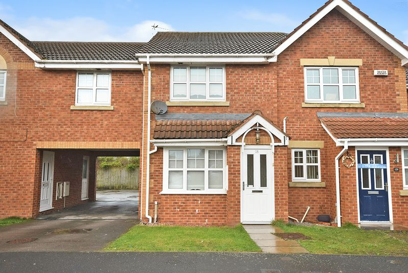 2 Bedrooms Terraced House for sale in Brooklands Park, Widnes