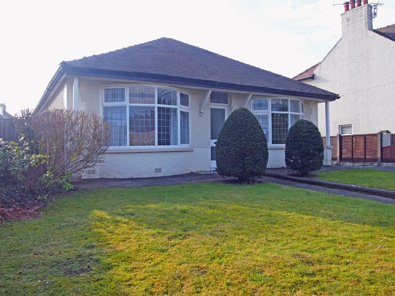 2 Bedrooms Detached Bungalow for sale in Lancaster Road, Torrishlome, Morecambe