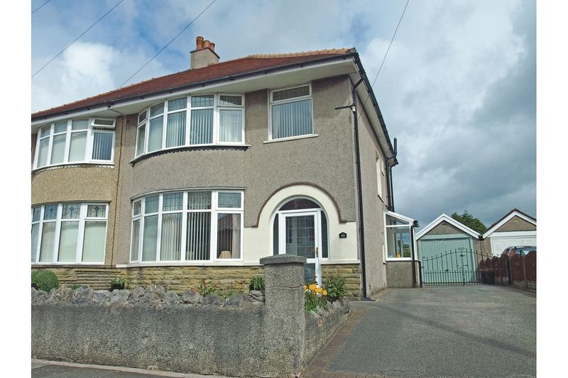 4 Bedrooms Semi Detached House for sale in Norwood Drive, Morecambe
