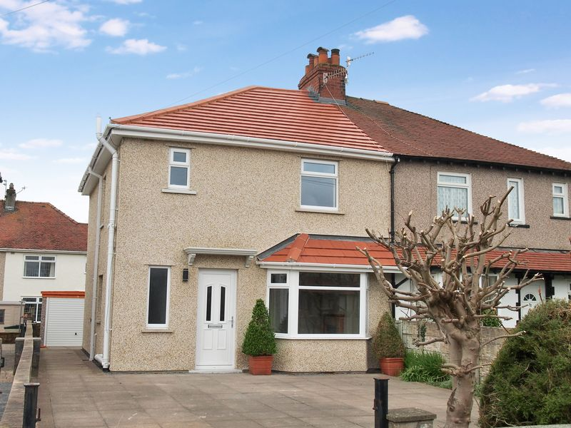 3 Bedrooms Semi Detached House for sale in Langdale Road, Morecambe