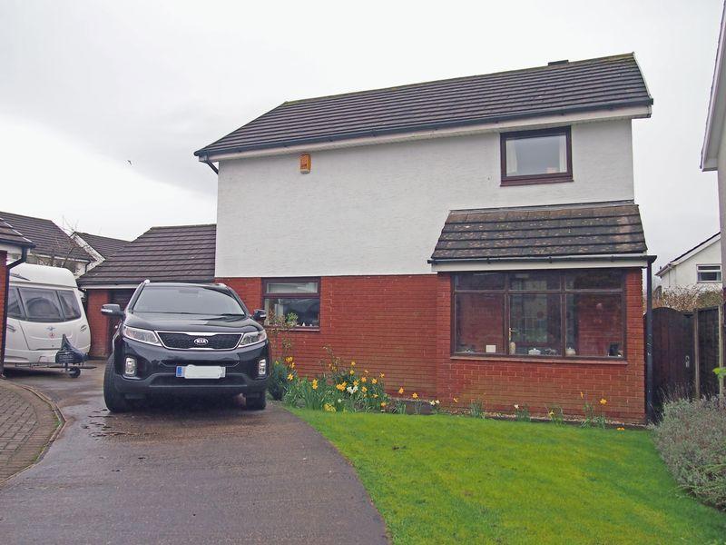 3 Bedrooms Detached House for sale in 8 Keer Bank, Lancaster