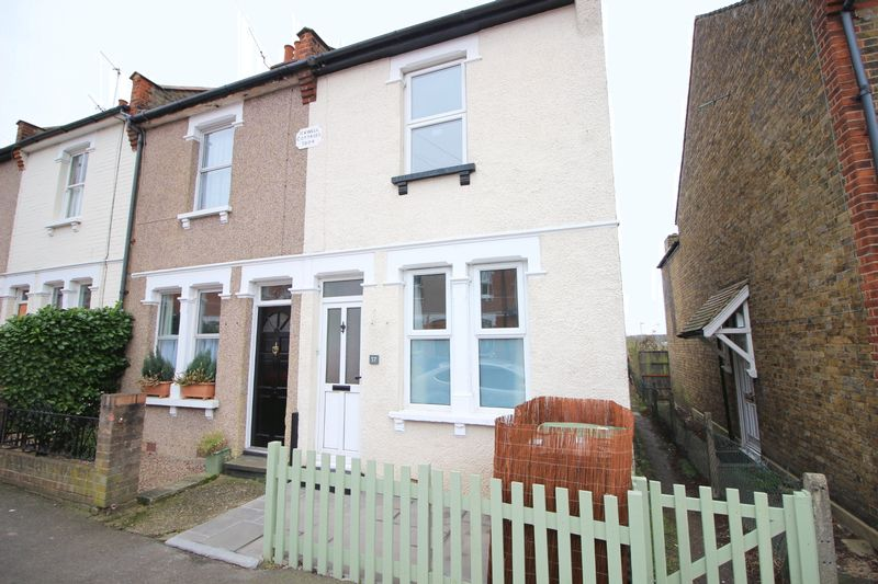 2 Bedrooms Terraced House for sale in Oxford Road, Sidcup, DA14 6LW