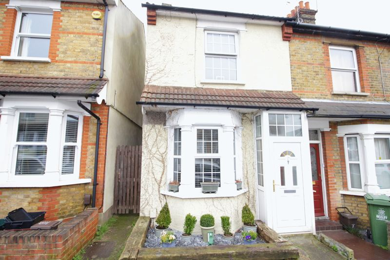 3 Bedrooms Terraced House for sale in Sussex Road, Sidcup