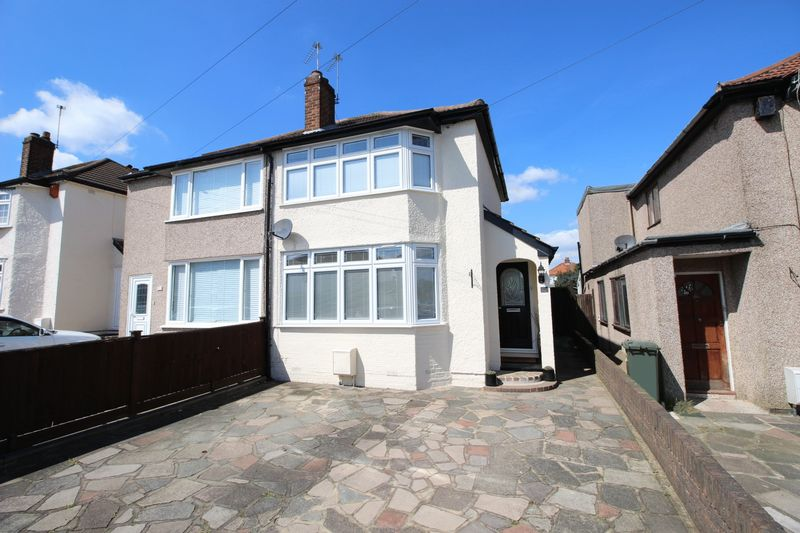 2 Bedrooms Semi Detached House for sale in Birch Grove, Welling, DA16 2JW