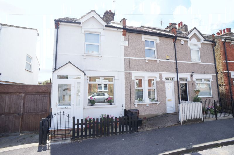 2 Bedrooms Terraced House for sale in Warwick Road, Sidcup, DA14 6LJ