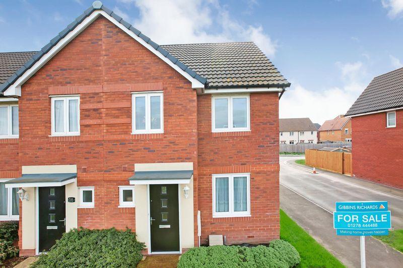 3 Bedrooms House for sale in Kings Walk, Kings Down, Bridgwater