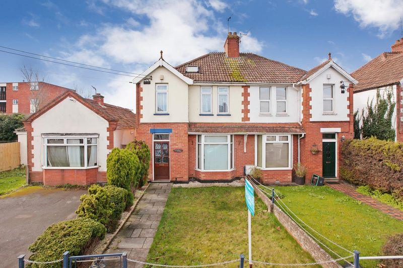 4 Bedrooms Semi Detached House for sale in Taunton Road, Bridgwater