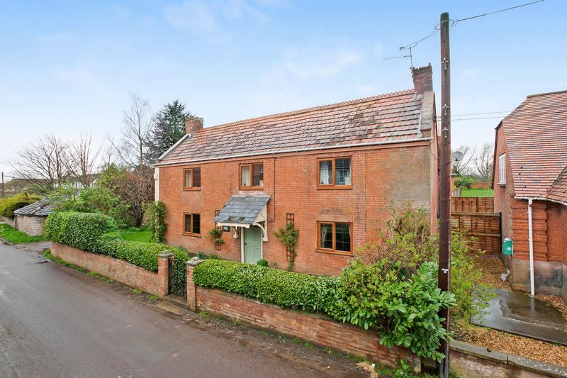 5 Bedrooms Detached House for sale in Front Street, Chedzoy