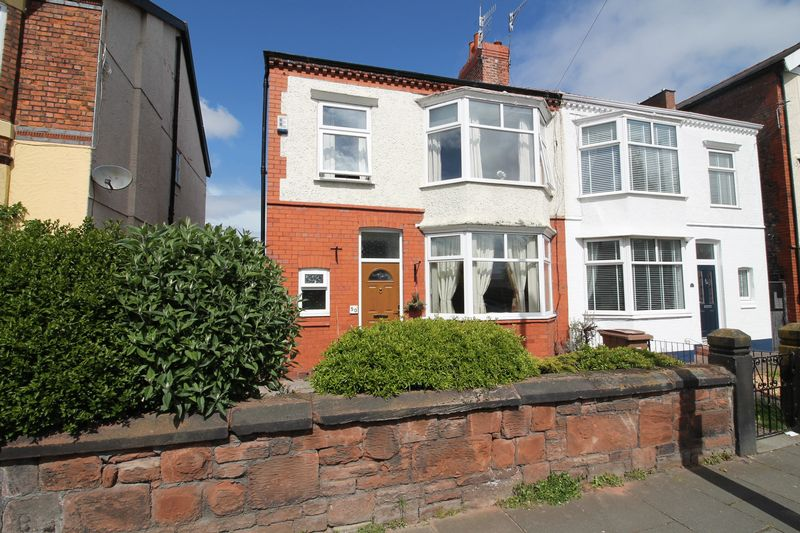 4 Bedrooms Semi Detached House for sale in Prenton Road West, Prenton