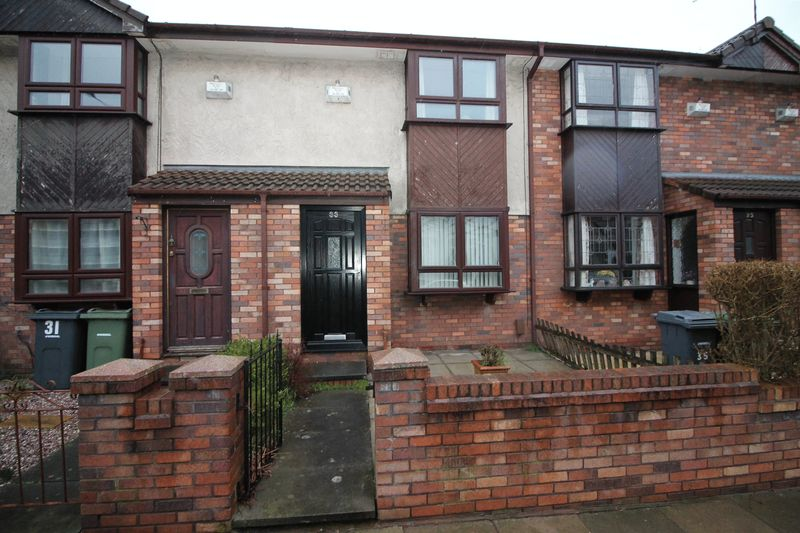 2 Bedrooms Terraced House for sale in Bessborough Road, Oxton