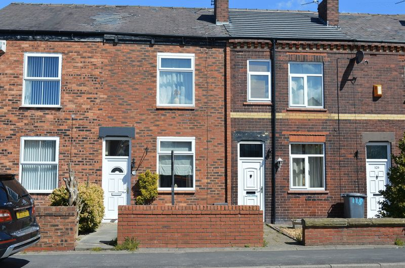 2 Bedrooms Terraced House for sale in Lowton Road, Golborne, WA3 3HU
