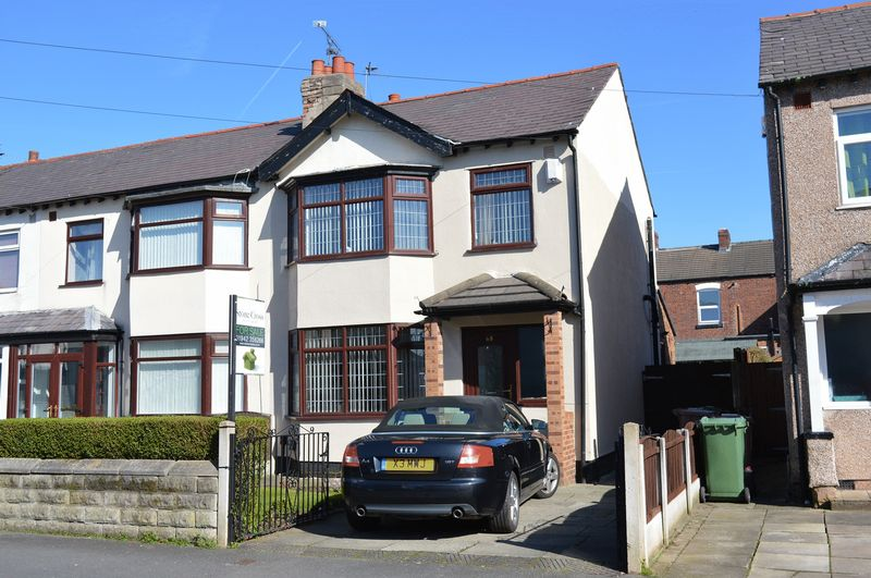 3 Bedrooms House for sale in Birley Street, Newton-Le-Willows