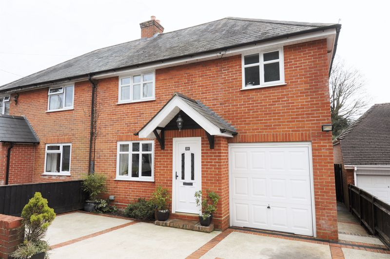 3 Bedrooms Semi Detached House for sale in Extended with Separate Annex