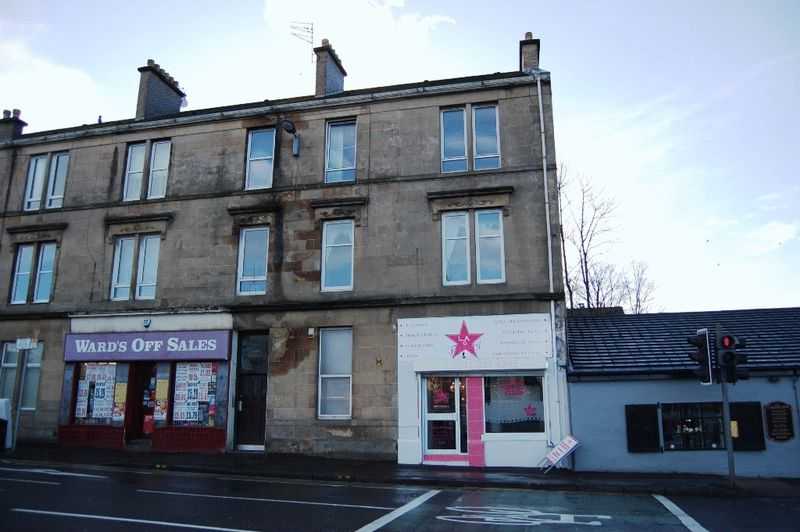 Shettleston Road, Shettleston, G32