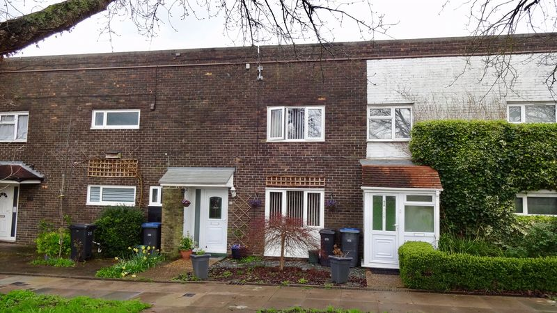 2 Bedrooms Terraced House for sale in Shawbridge, Harlow
